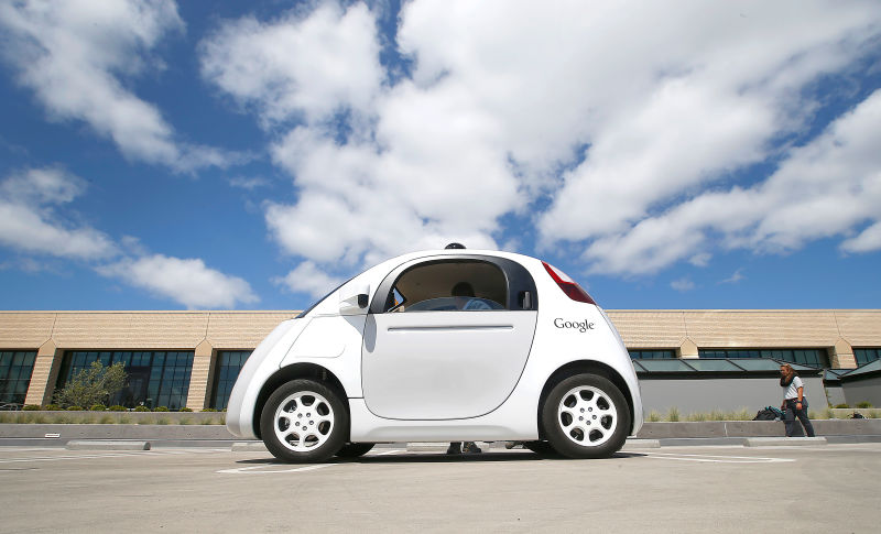 Google Aly Wants Its Driverless Electric Cars To Be Cordless Too